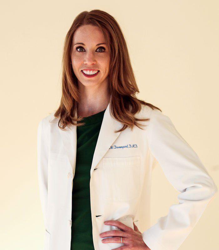 Meet Dr. Davenport